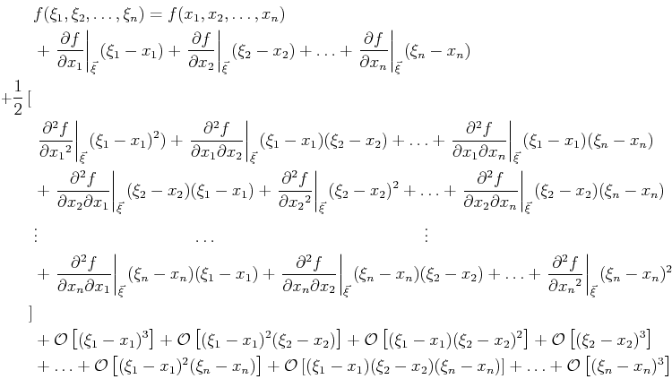 Total And Partial Derivatives Chain Rule
